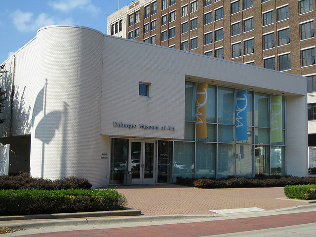 The Dubuque Museum of Art