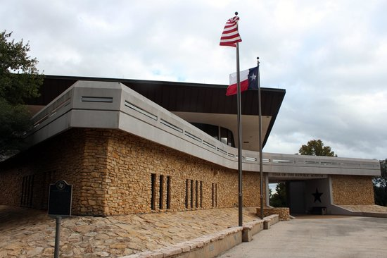 The Star of the Republic Museum is one of several attractions at Washington-on-the-Brazos.