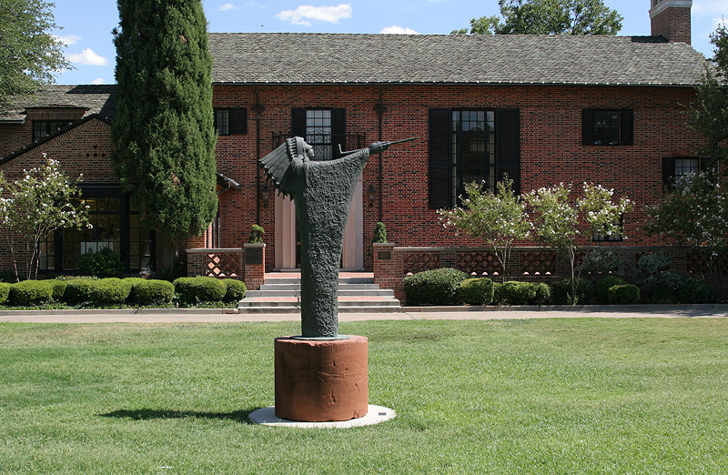 The Museum of the Southwest was established in 1965 and moved to the Turner Mansion in 1968.