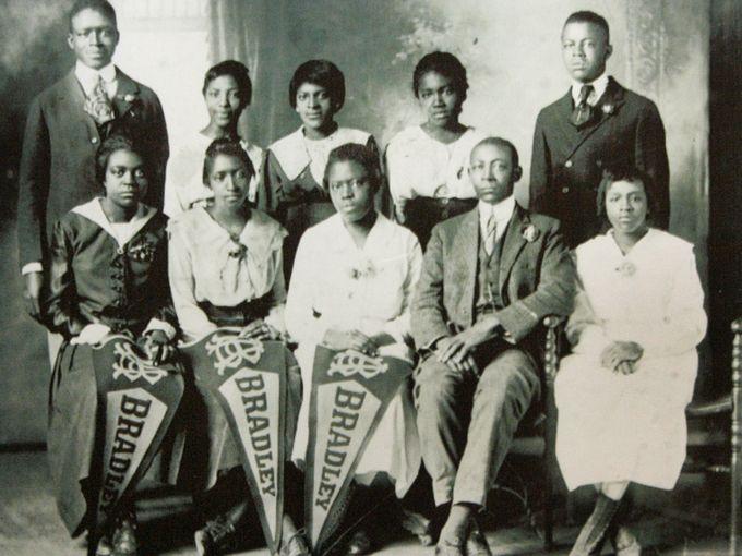 Former Bradley Academy students.