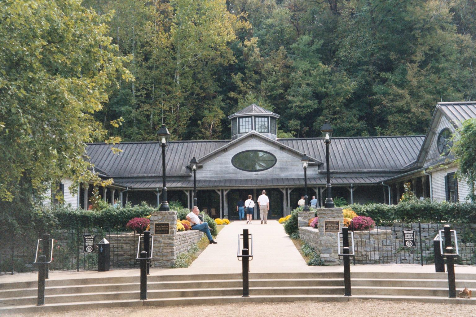 The Jack Daniels Visitors Center