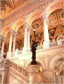 The Library of Congress: The Art and Architecture of the Thomas Jefferson Building. John Y. Cole. W. W. Norton & Company: 1998.