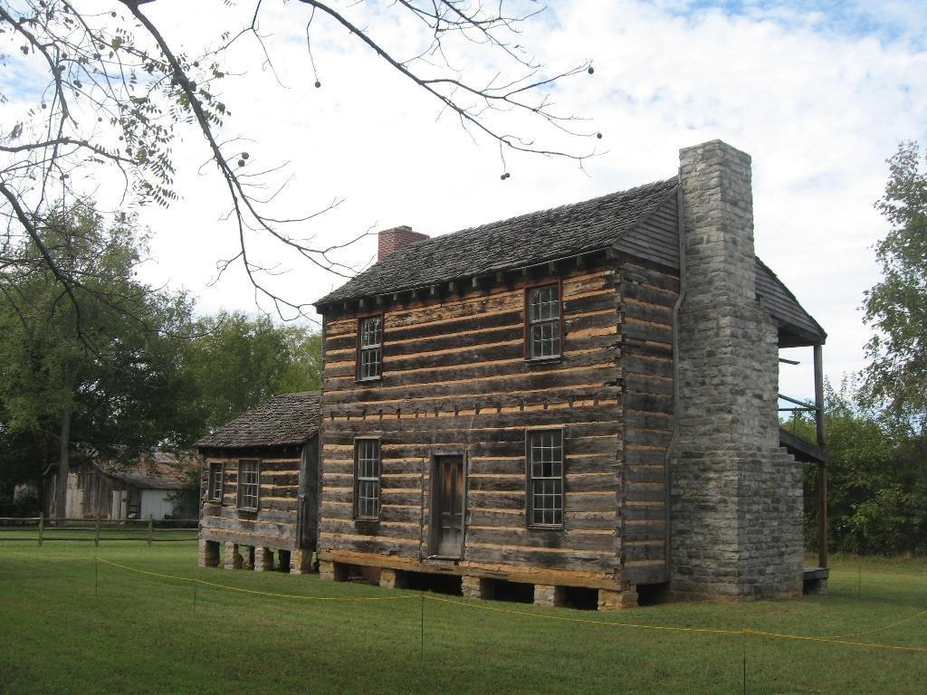 The original Davis Home.