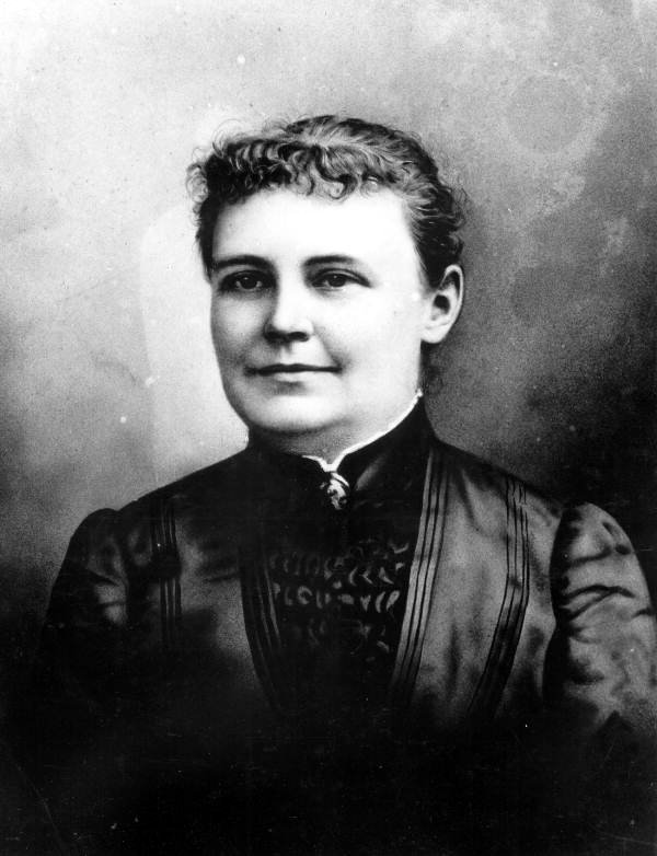 Miami's founder, Julia Tuttle, is notable for being the only woman to found a major city in the United States. Wikimedia Commons.