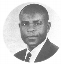 This is Dr. Percy V. Williams the principal of Central from 1951 until 1962 who also served as a supervisor in the school system and a member of the board of education.