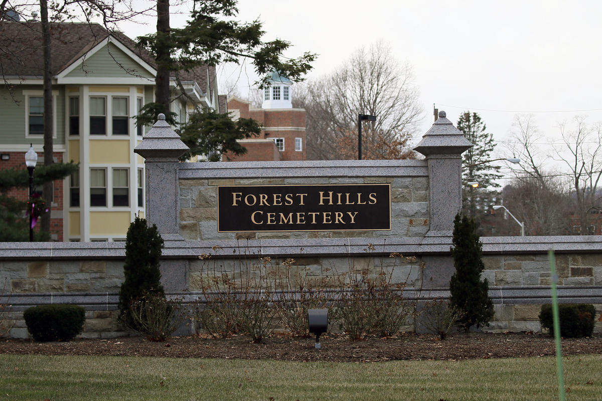 Forest Hills Cemetery was added to the National Register of Historic Places in 2004.