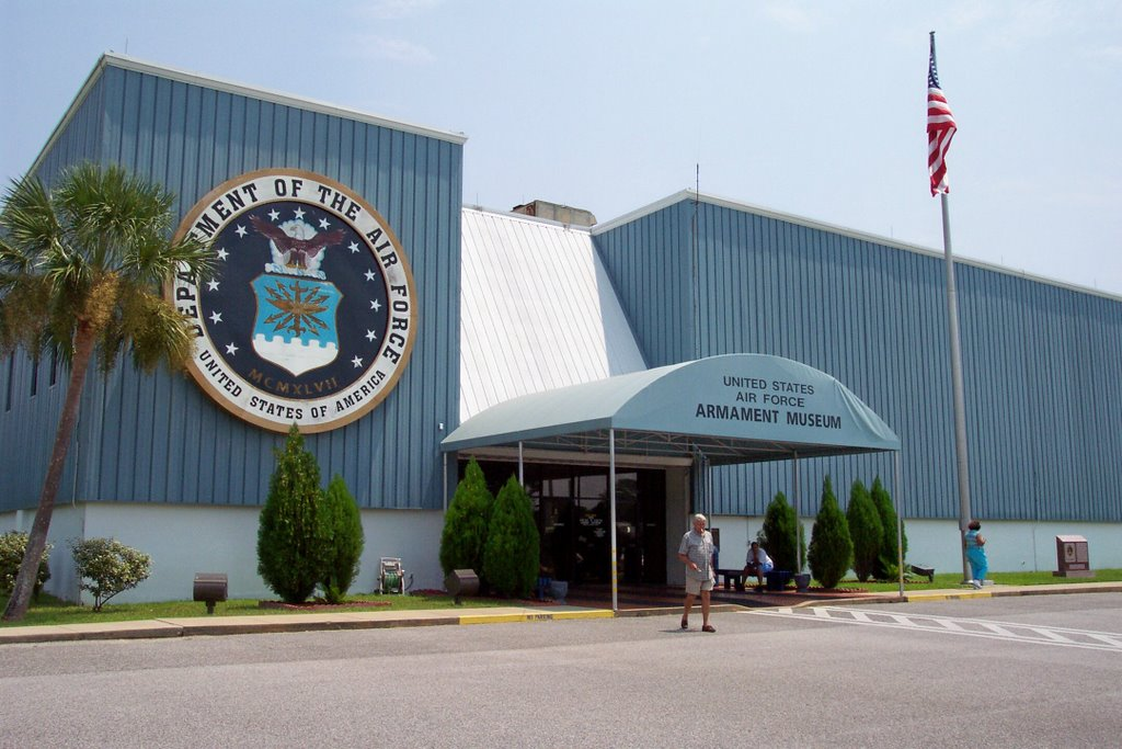 The Air Force Armament Museum