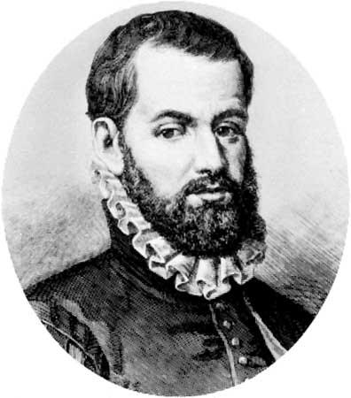 Don Pedro Menéndez de Avilés