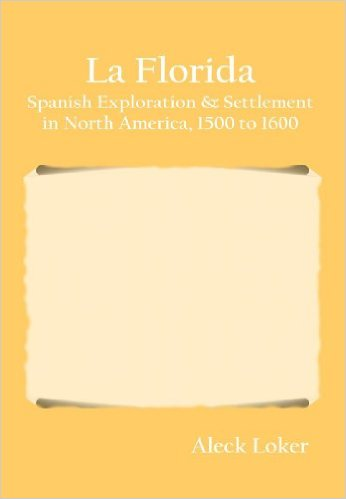Book about Spanish Colonization in North America
