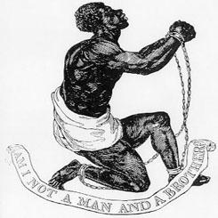 Quaker anti-slavery cartoon
