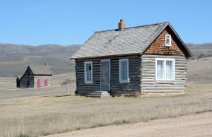 Ruth Call David's Cabin