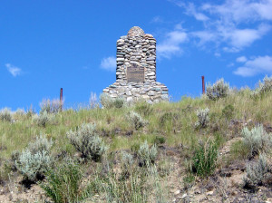 Fort Lemhi Monument