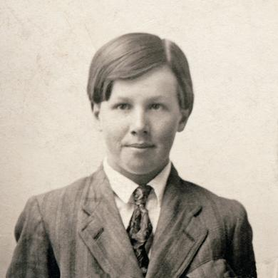 Ezra Taft Benson aged 13. About the time he started at the Academy.