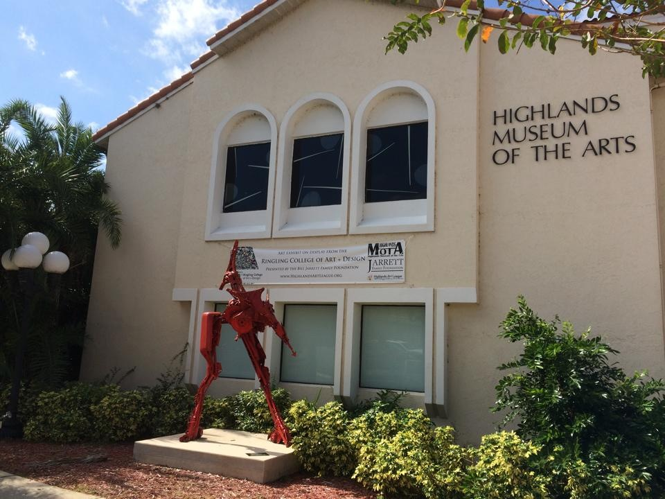 The Highlands Museum of the Arts