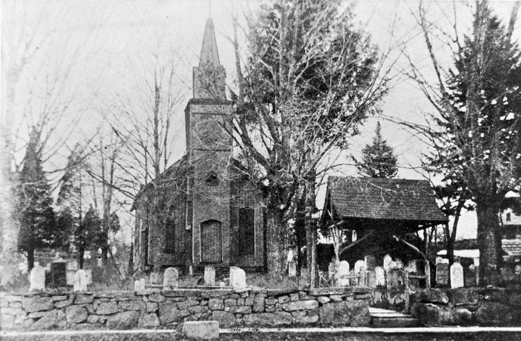 Old St. Mark's Church