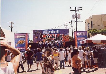 Calle Ocho Festival 2001