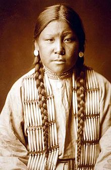 Buffalo Calf Road Woman, Photo courtesy of Wikipedia