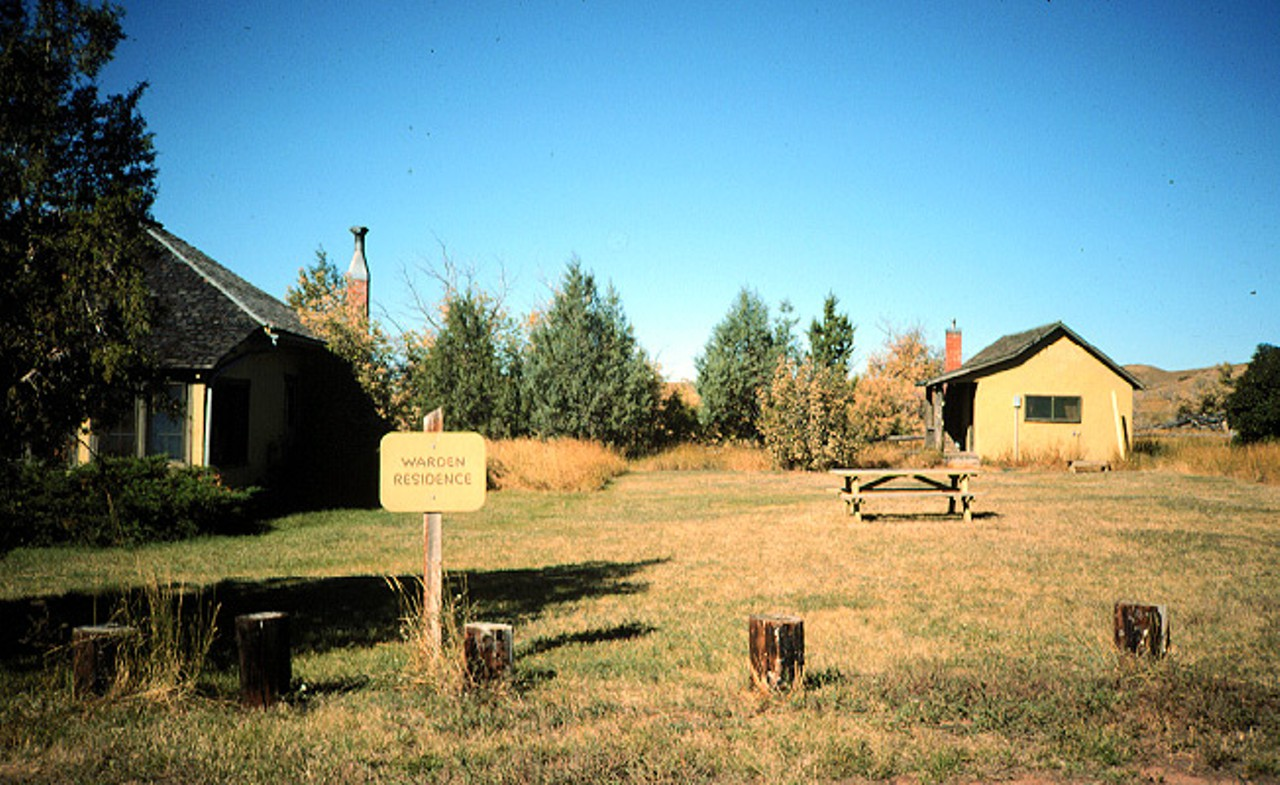 Old Kobold Family Homestead at Rosebud Battlefield