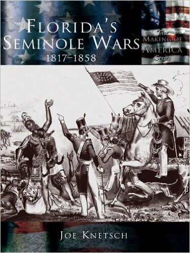 Book about the Seminole Wars