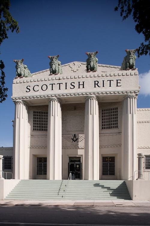 Scottish Rite Temple Miami