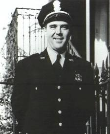 White House Policeman Leslie Coffeit. He died in the line of duty protecting Truman. He was able to take down both of Truman's assassins.