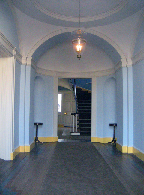 Decatur House foyer