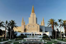 Okland Temple today