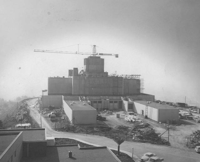 Construction early 1964
