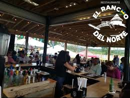 """The restaurant """"Rancho del Norte"""" in the Great North Park has a family enviroment."""