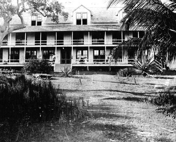 Peacock Inn circa 1900