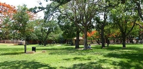 Coconut Grove Bayfront Park