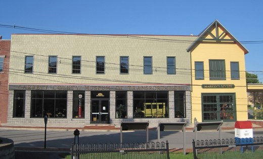 The Garrett County Museum of Transportation