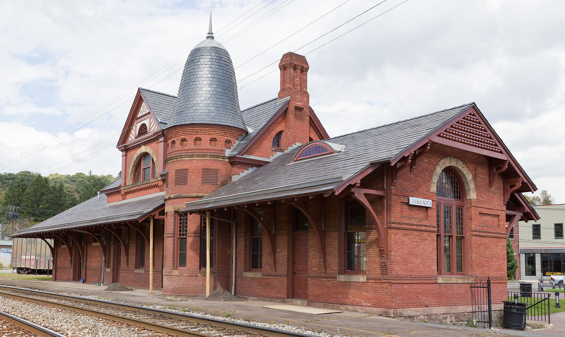 The B&O Railroad Museum)