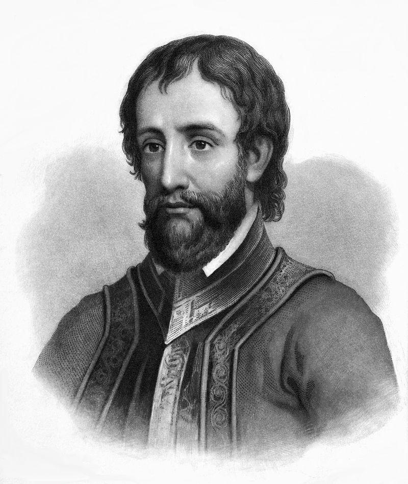 Hernando de Soto of Spain