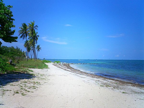 Virginia Key Beach