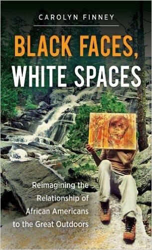 Book about African American communities in outdoor recreation spaces