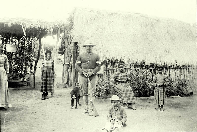 African American Seminole Indian Scouts
