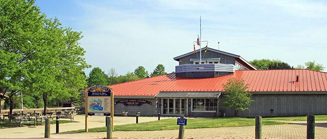 The Calvert Marine Museum