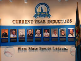 Some of the most recent inductees of the Hall of Fame.