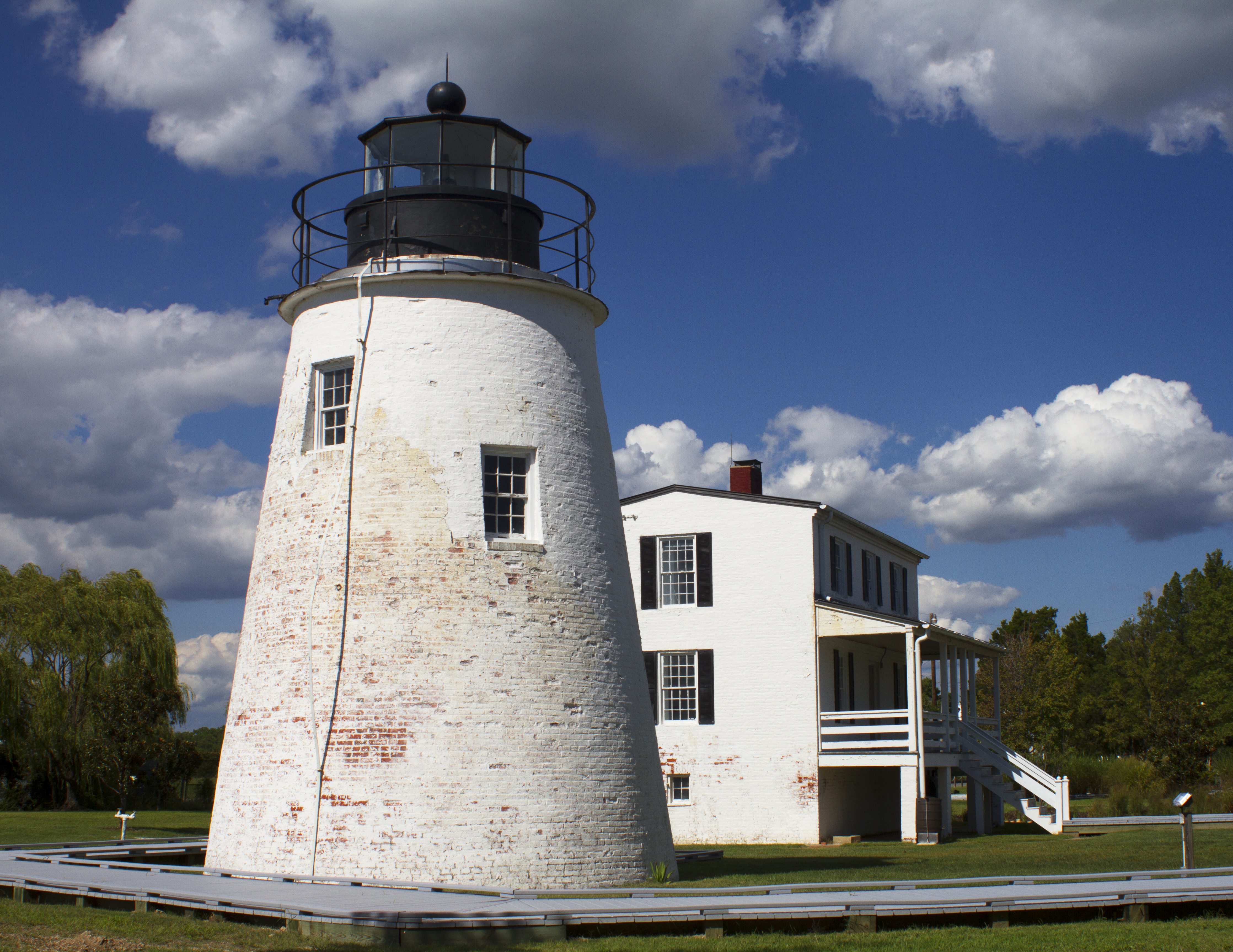 The Piney Point Light House Museum