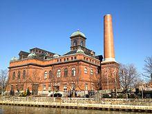 Baltimore Public Works Museum building