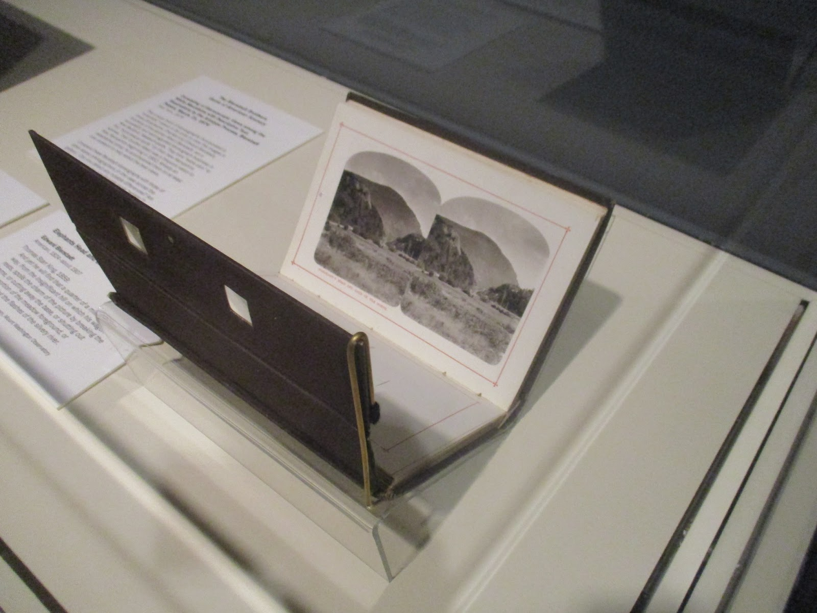 Bierstadt brothers stereoview book