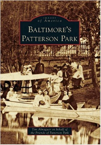 Book on Patterson Park