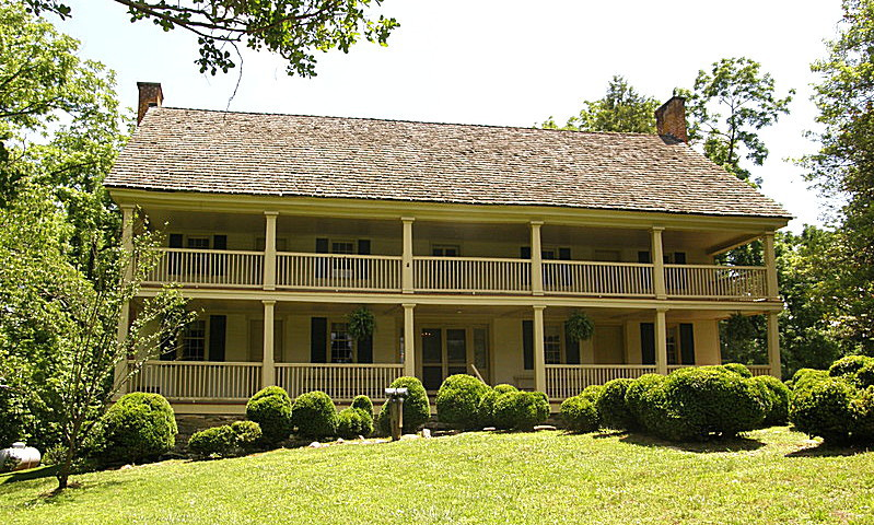 The Historic Carson House