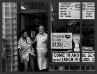 Lombard Street historical photo