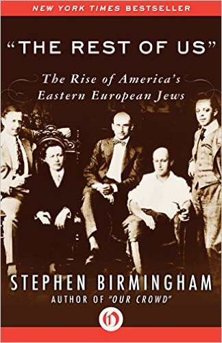 A useful resource to learn about the broad history of European Jewry in America.