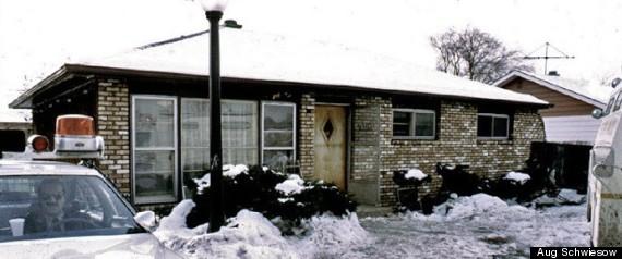 John Wayne Gacy old home