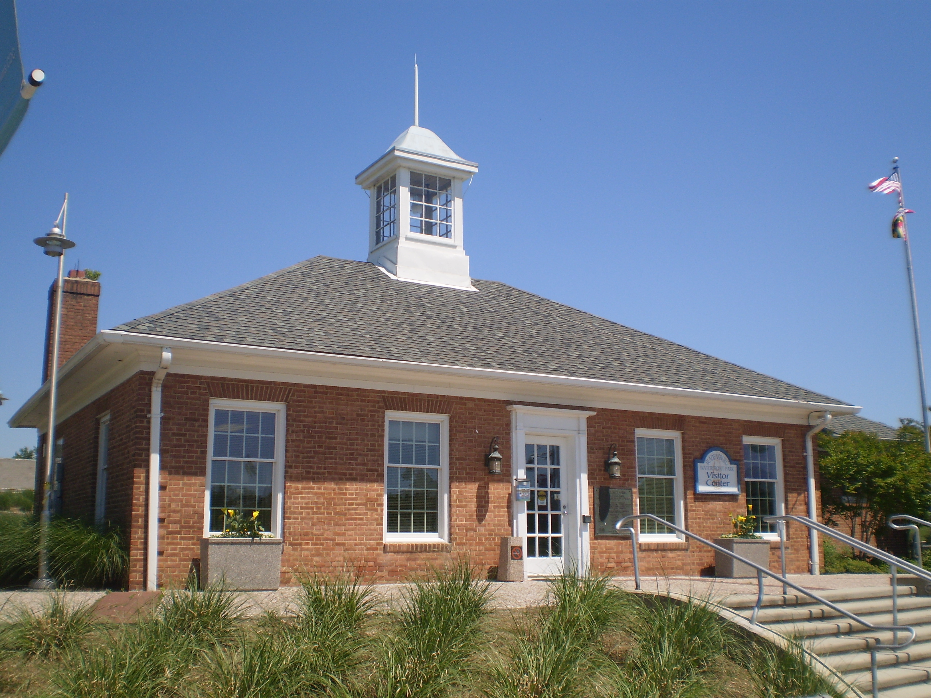 The Battle of Bladensburg Visitor Center