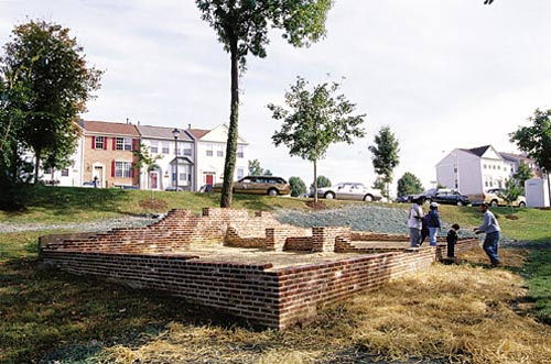 Northampton Slave Quarters and Archaeological Park