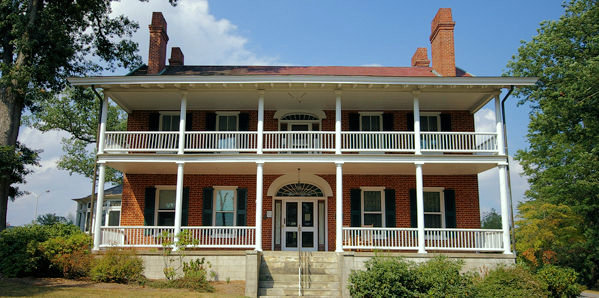 The Smith-McDowell House Museum